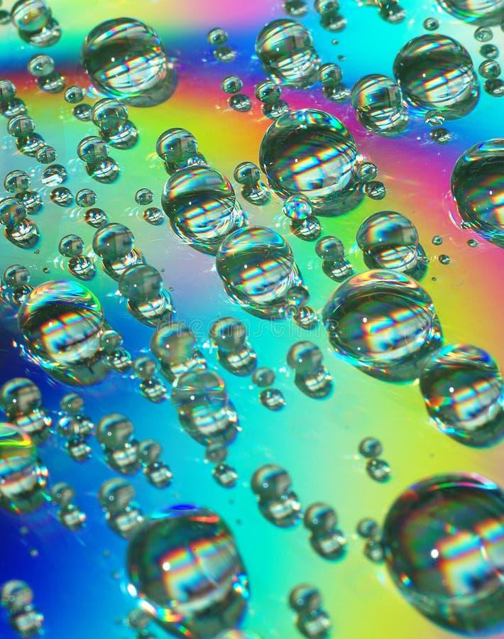 小滴水 免版税库存图片