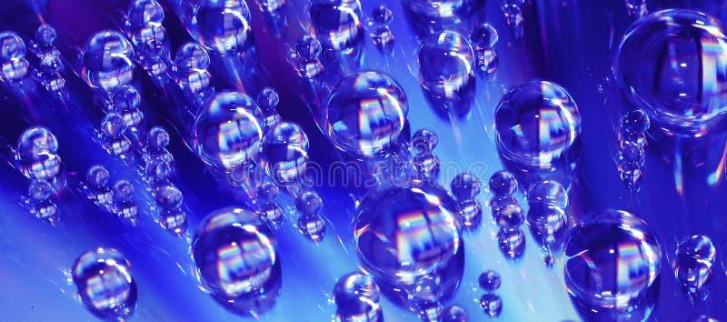 小滴水 免版税图库摄影