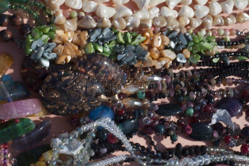 小珠,花冠,成串珠状 免版税图库摄影