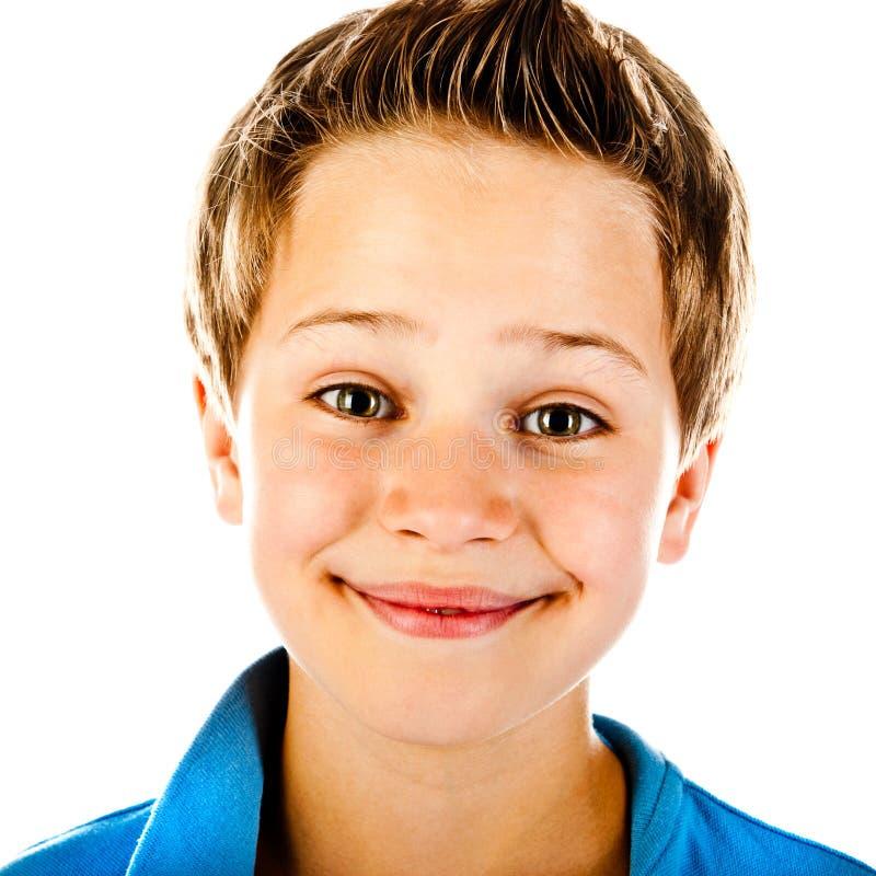 小男孩 免版税库存照片