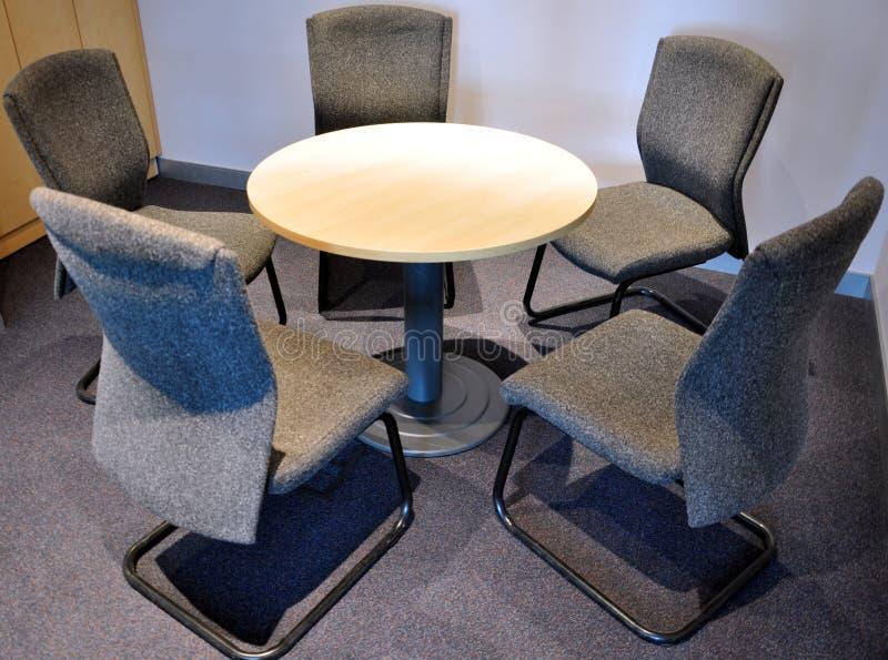 小的会议室 免版税库存照片