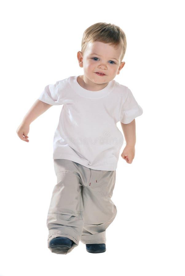 小的婴孩 免版税库存图片
