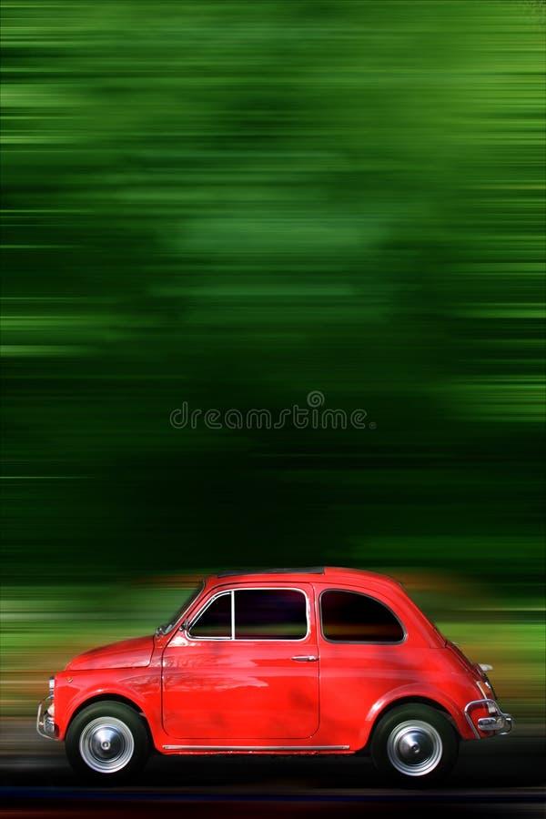 小的汽车 免版税库存图片