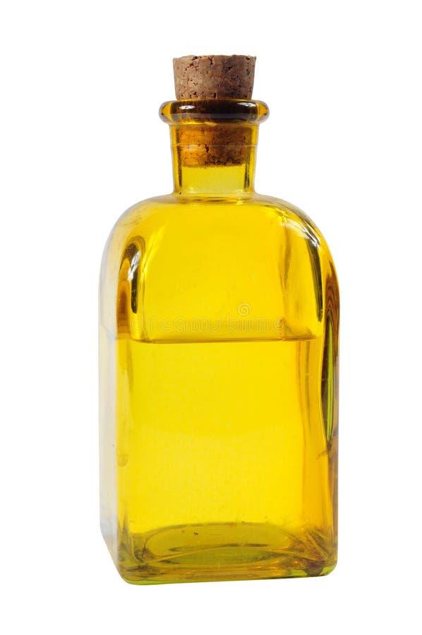 小的瓶 免版税库存照片
