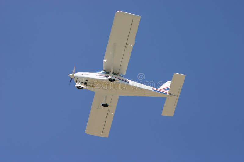 小的航空器 库存图片