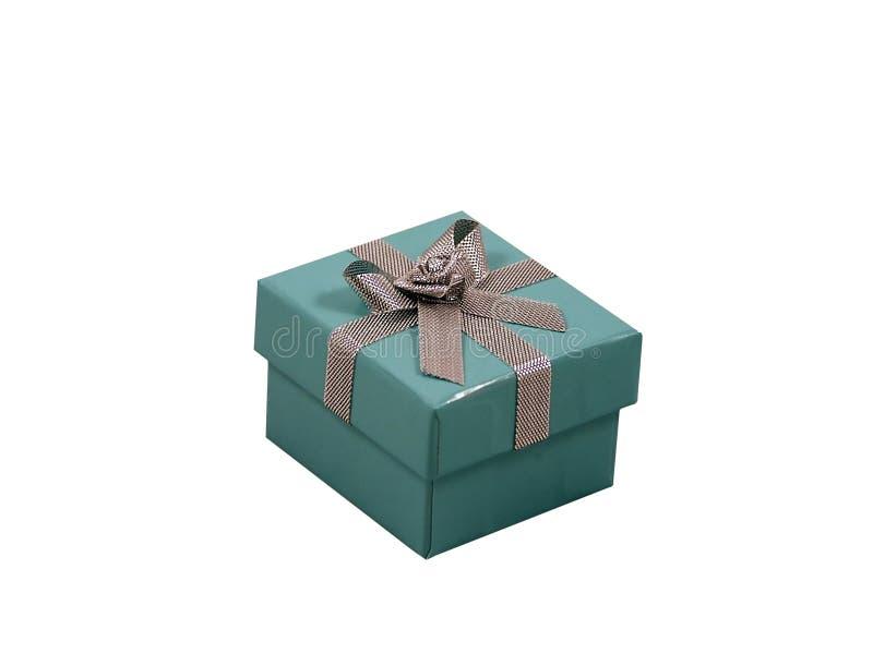 小的gift1 库存照片
