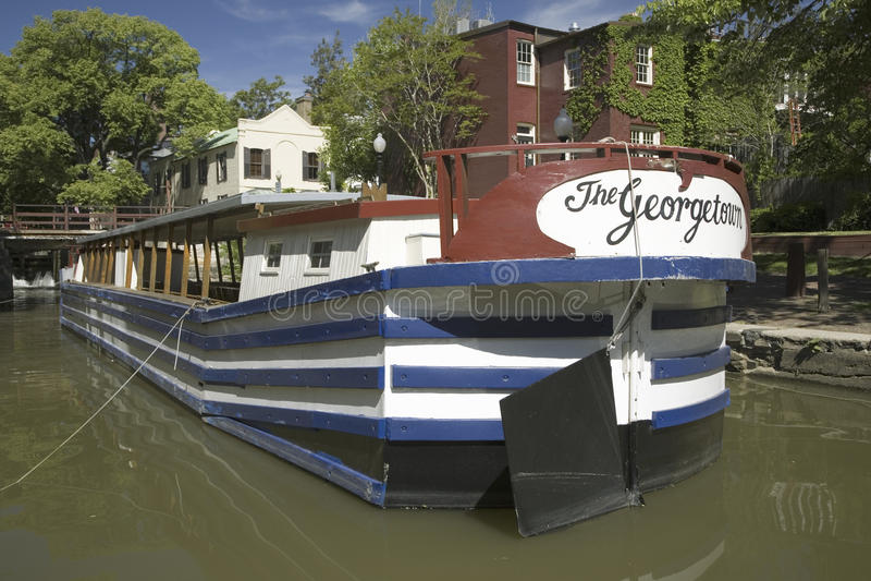 小船乔治城 编辑类图片