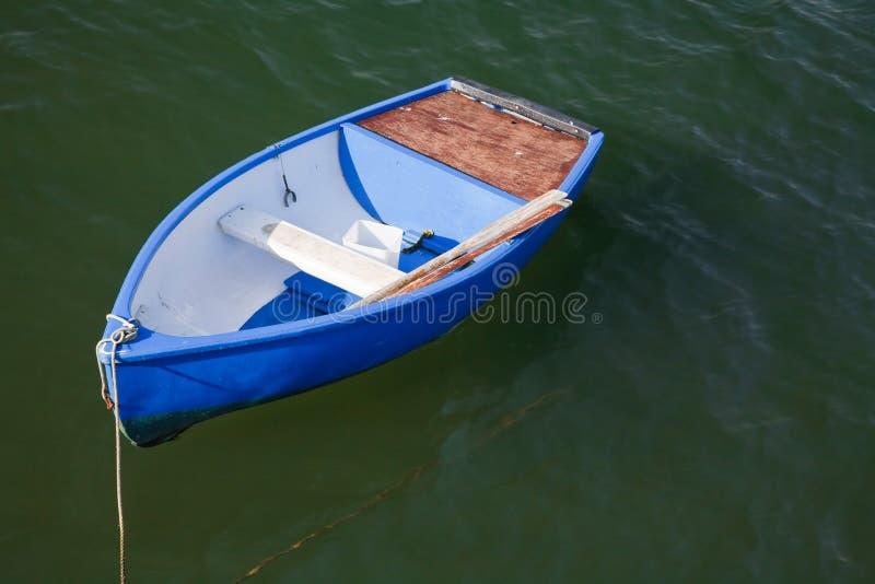 小船划船 免版税库存照片