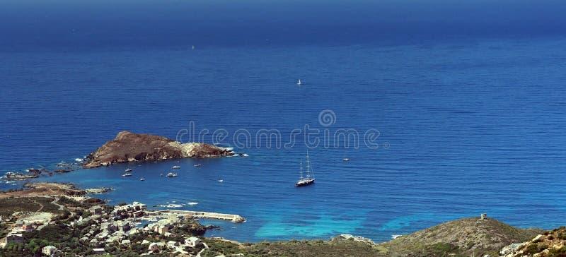 Download 小船海岸可西嘉岛航行 库存图片. 图片 包括有 法国, 航行, 旅游业, 海运, 港口, 旅行, 可西嘉岛 - 3653879