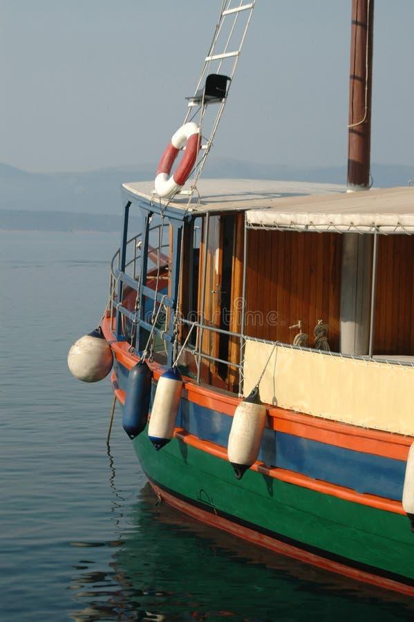 小船游览 库存照片