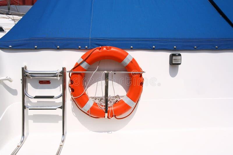 小船详细资料 免版税图库摄影