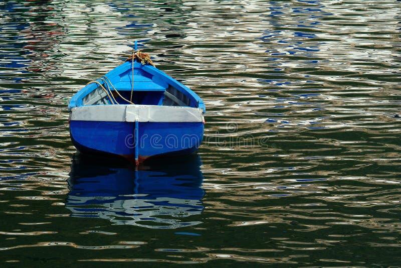小船 免版税库存照片