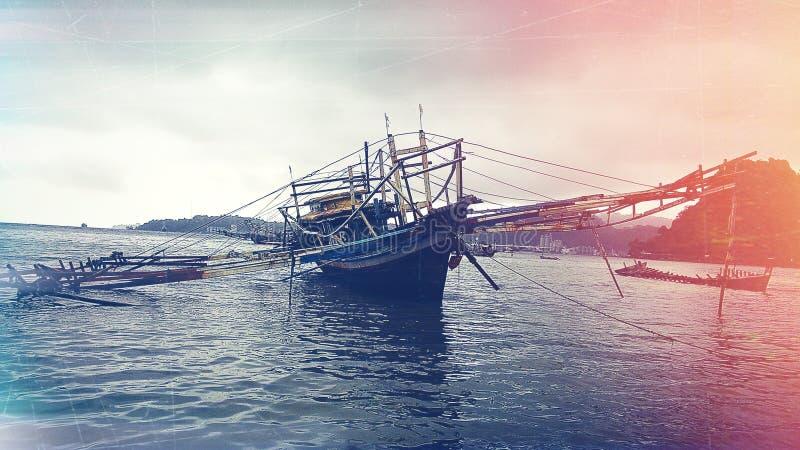 小船 免版税库存图片