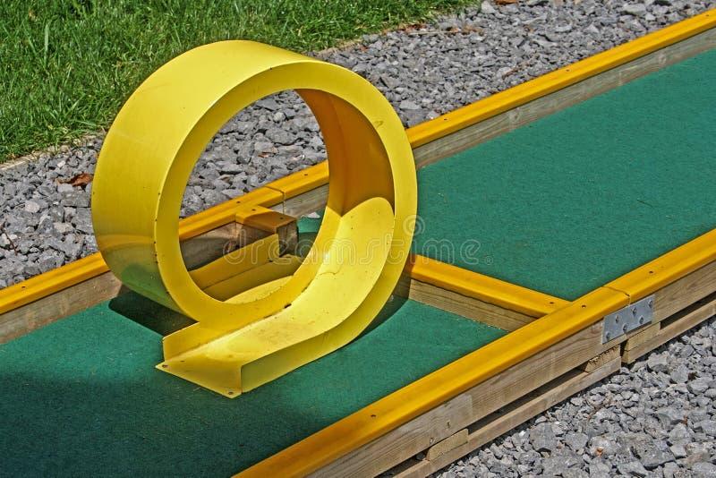 小高尔夫球13 免版税库存照片