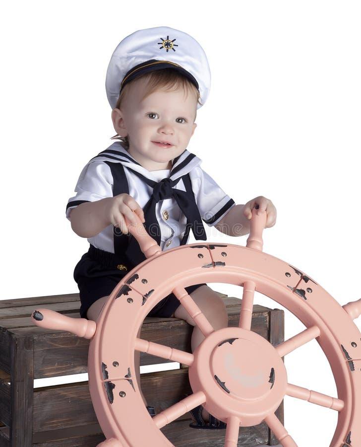 小水手 图库摄影