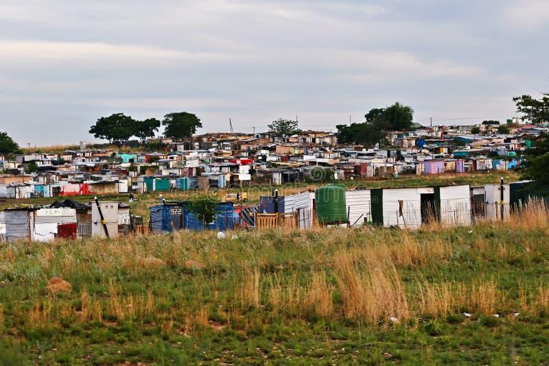 少数民族居住区生活 免版税图库摄影