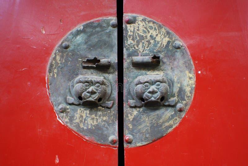 少林寺在松山 库存照片