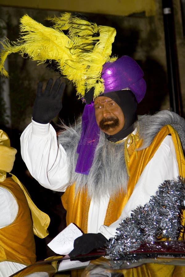 巴尔塔扎尔国王 免版税库存图片