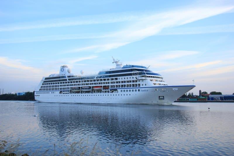费尔森,荷兰- 2017年6月15日:Nautica -大洋洲巡航 免版税库存图片