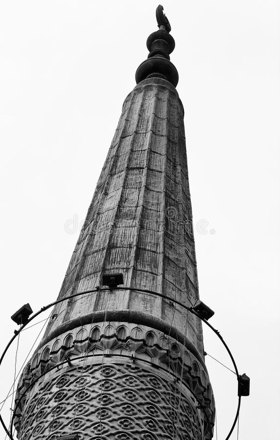 尖塔 库存照片