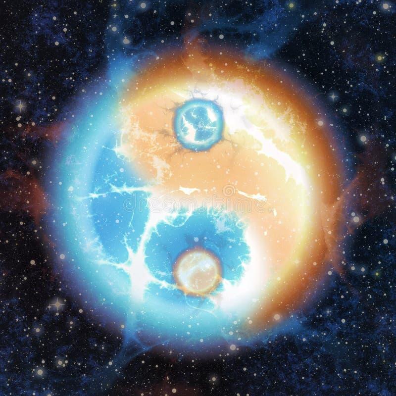 尹和杨-宇宙能量的连接点