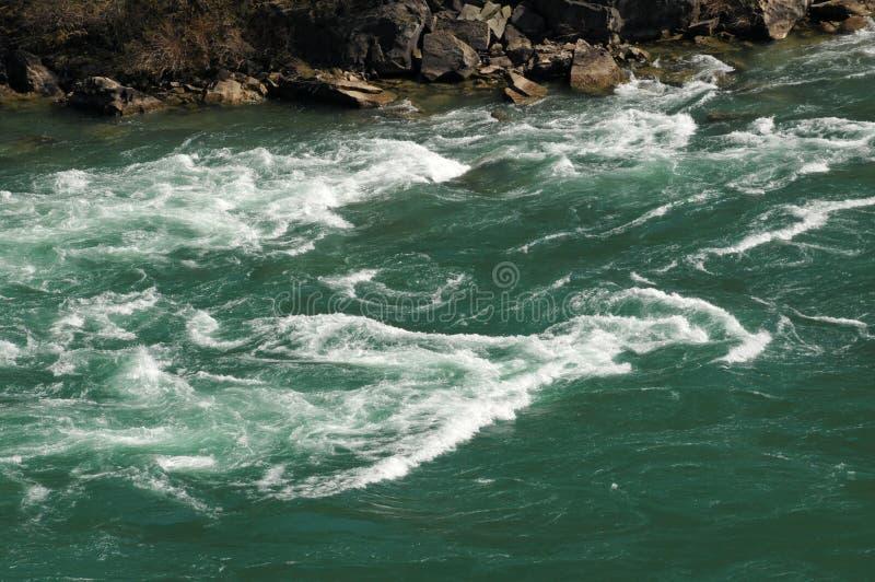 尼亚加拉河 免版税库存图片