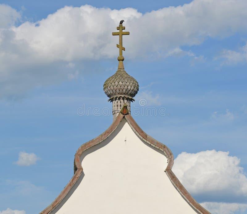 尼古拉斯大教堂 俄国 库存照片