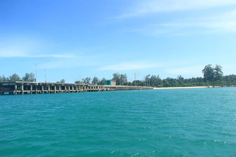 尼尔海岛(安达曼)--5 免版税库存图片