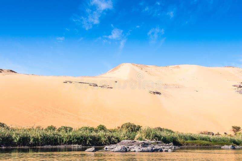 尼罗 埃及 库存图片