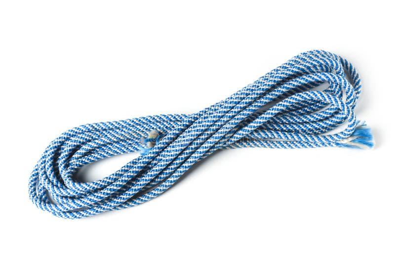 尼龙绳子 免版税库存照片