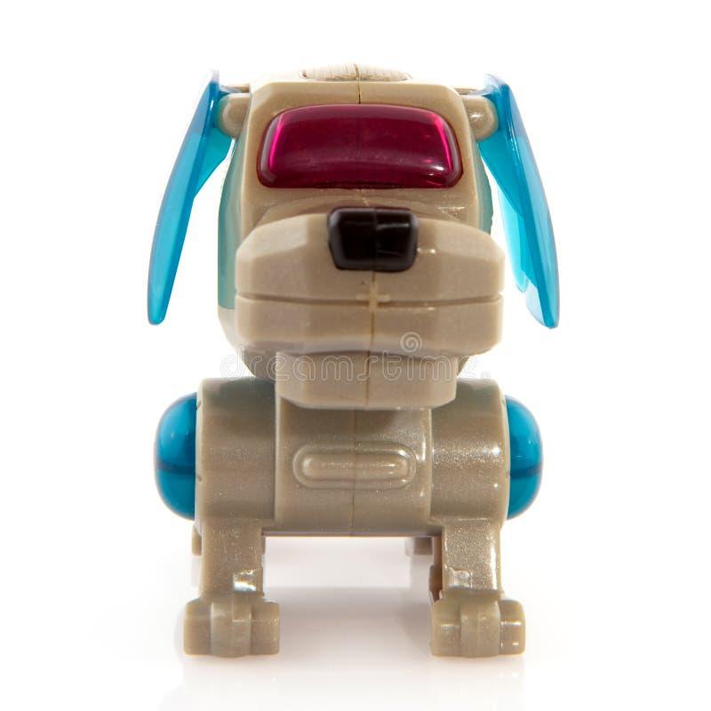 尾随机器人 免版税库存照片