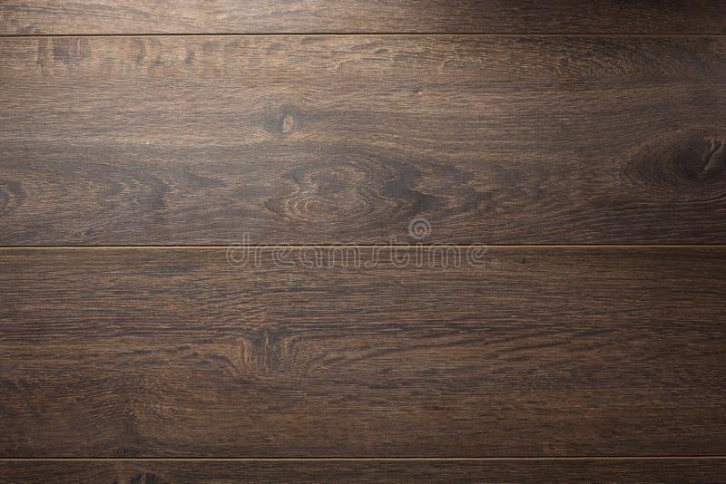 层压制品的地板木背景 库存图片