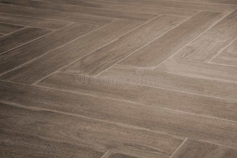 层压制品的背景灰色现代地板 地板特写镜头纹理 图库摄影