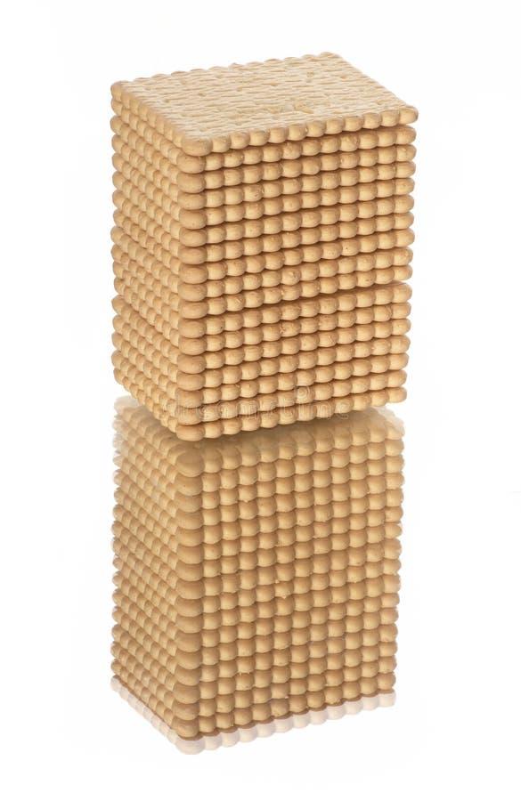 层状的饼干 免版税图库摄影