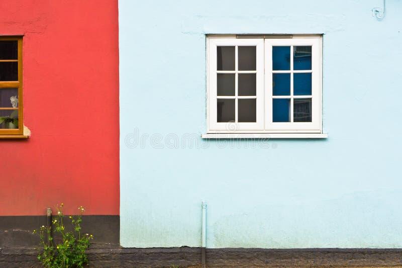 邻居 库存照片