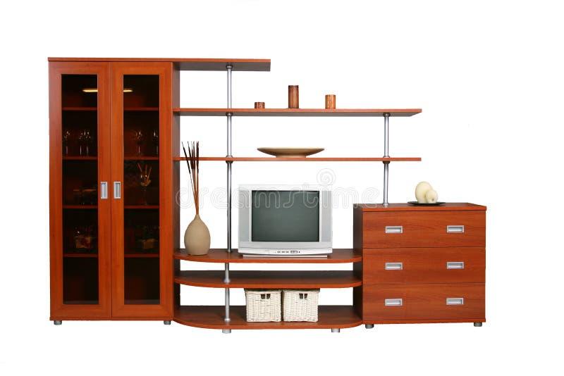 屋子的家具 图库摄影