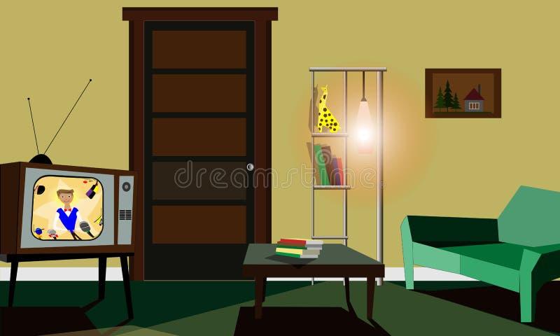 屋子的设计老牌的 免版税库存照片