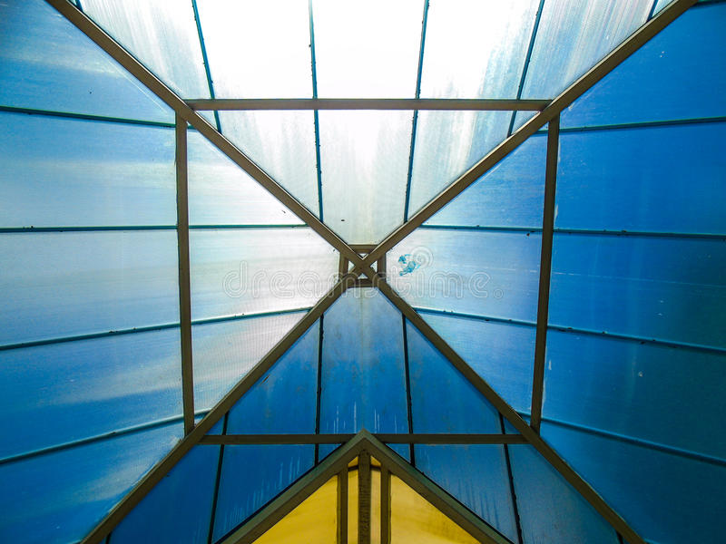 屋顶样式 免版税库存图片
