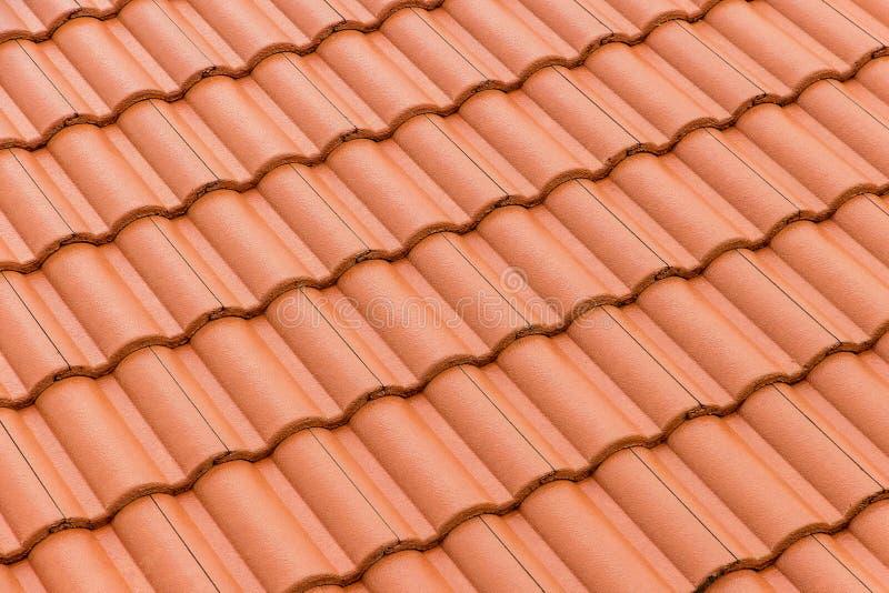 屋顶混凝土 免版税库存图片