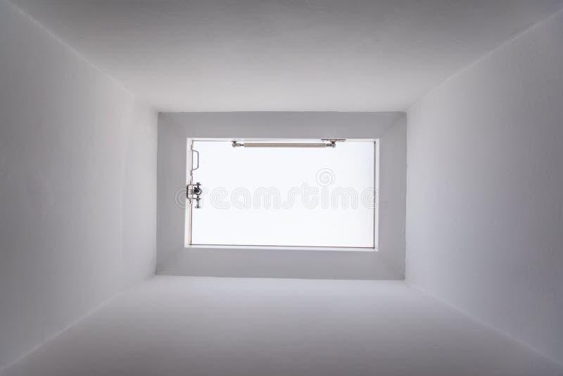 屋顶窗口 库存图片