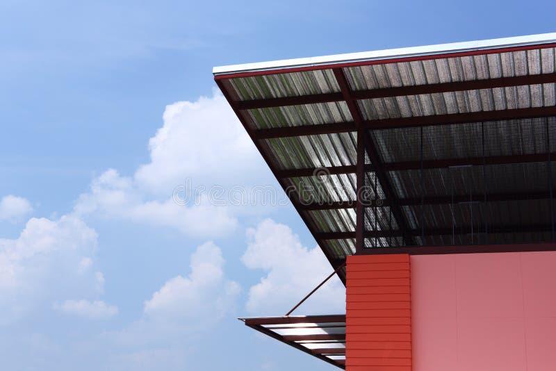 屋顶绝缘材料 库存图片