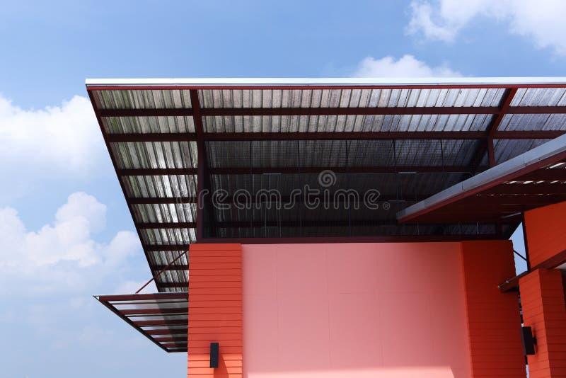 屋顶绝缘材料 库存照片