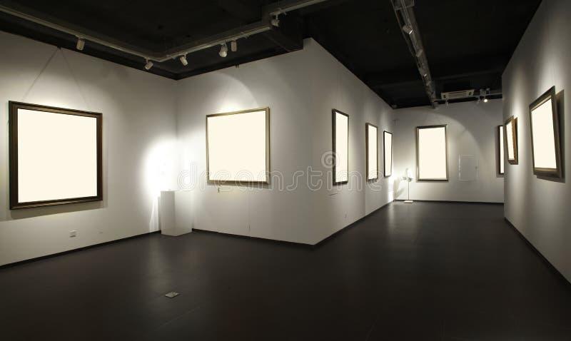 展览室 免版税库存照片