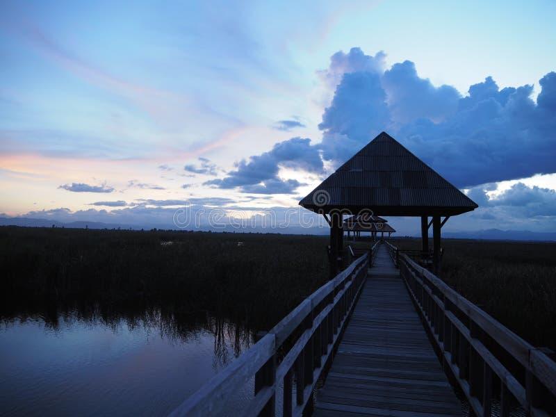 山姆roi yot国家公园, Prachuap Khiri Khan,泰国 图库摄影
