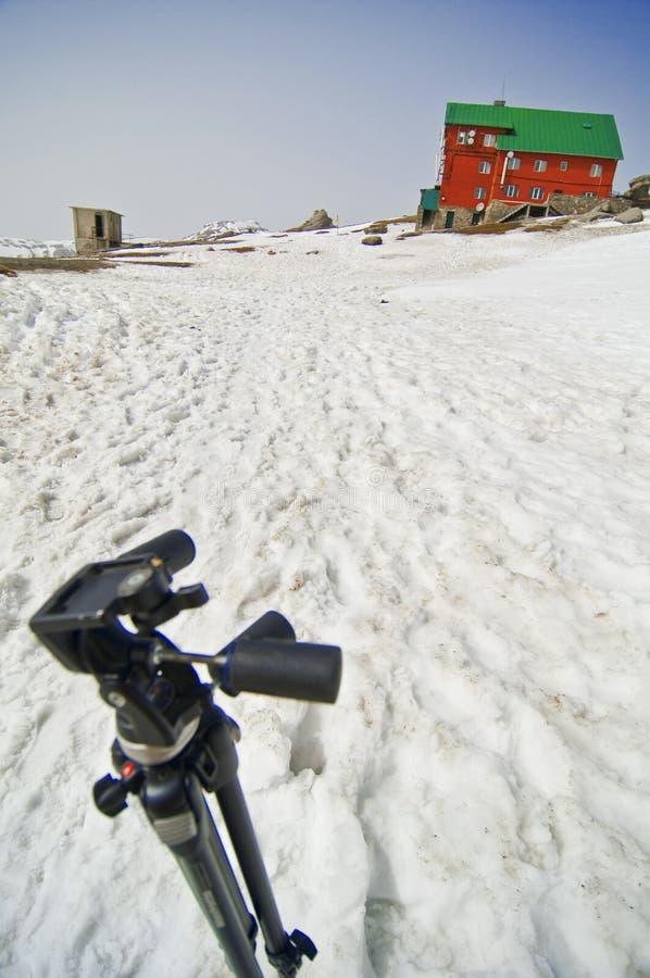 山摄影 免版税库存照片