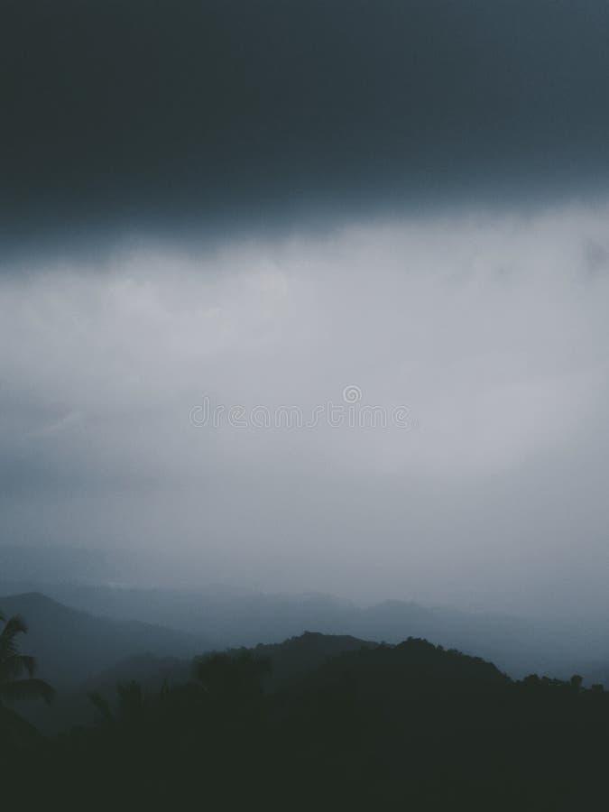 山景 库存照片