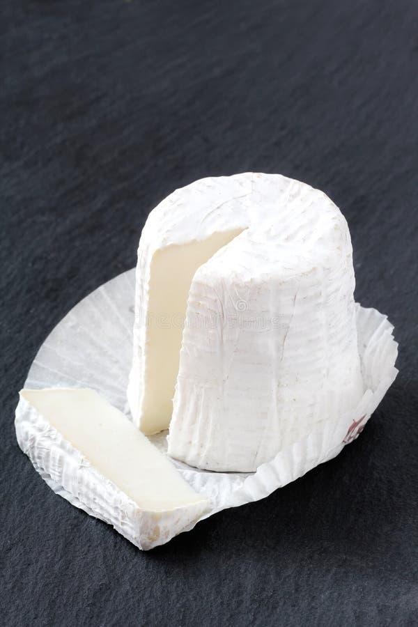 山羊乳干酪 库存图片