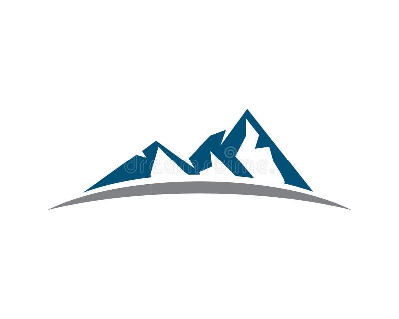 山象商标企业模板 向量例证