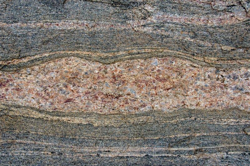 岩土体 免版税库存图片