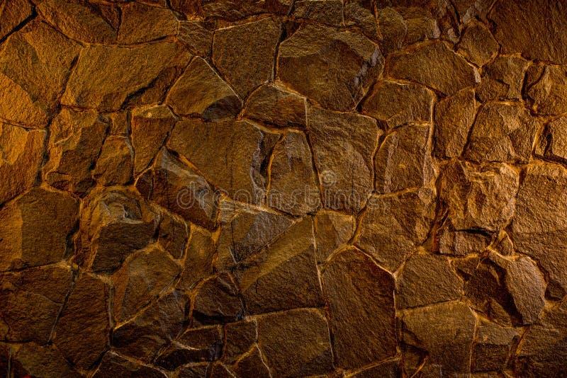 岩石内部纹理 库存图片